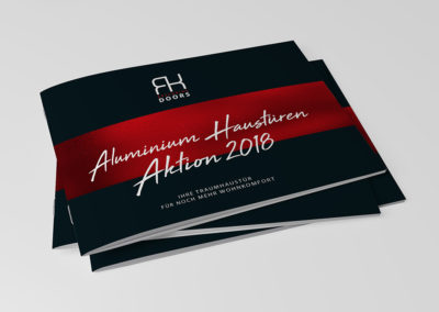 Folder Aktion 2018 RK Aluminium