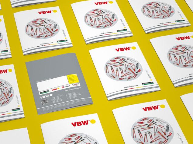 Folder VBW